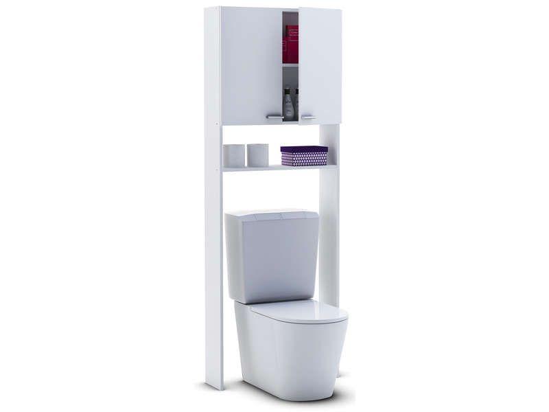 meuble haut wc coralie ii vente de armoire et. Black Bedroom Furniture Sets. Home Design Ideas
