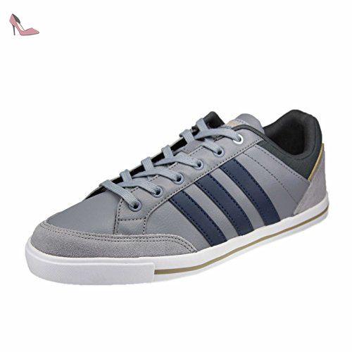 adidas Messi 16.1 FG J, Chaussures de Tennis Homme, Rouge (Azubas/Maosno/Ftwbla), 42 EU