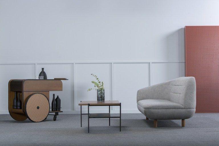 Du Nouveau Mobilier Et L Ouverture D Un Cafe Chez Kann Design Interieur Maison Sallon Salle A Manger Et Design