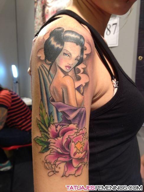 Tatuajes Mujer Buscar Con Google Tattoos Pinterest