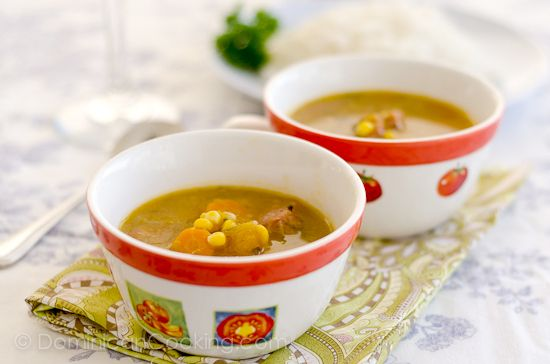 Receta: Buche' perico - Cocina Dominicana