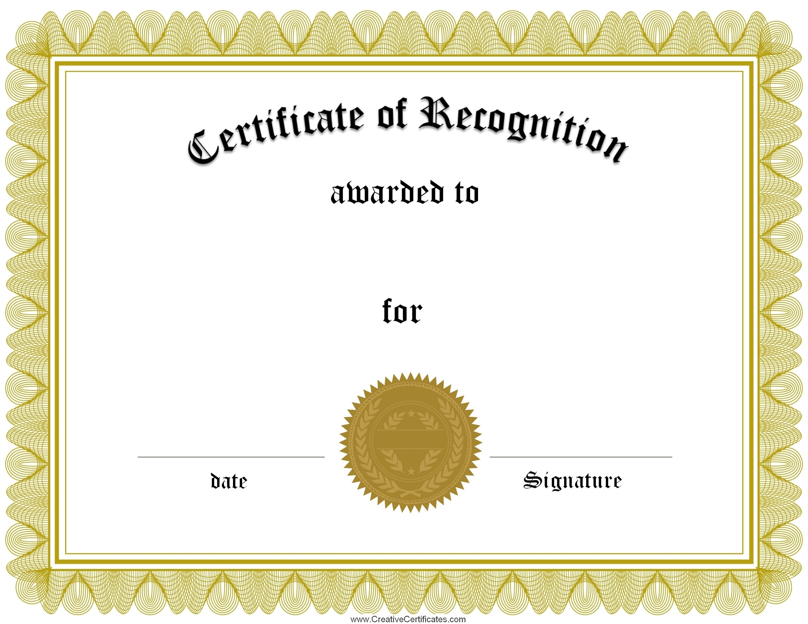 Recognition award certificate templates gidiyedformapolitica recognition award certificate templates yadclub Choice Image