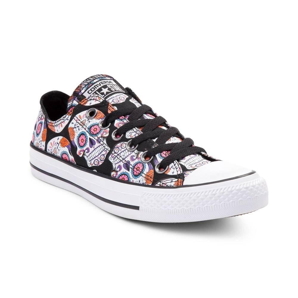 3978aa52d41d Converse Chuck Taylor All Star Lo Sugar Skulls Sneaker