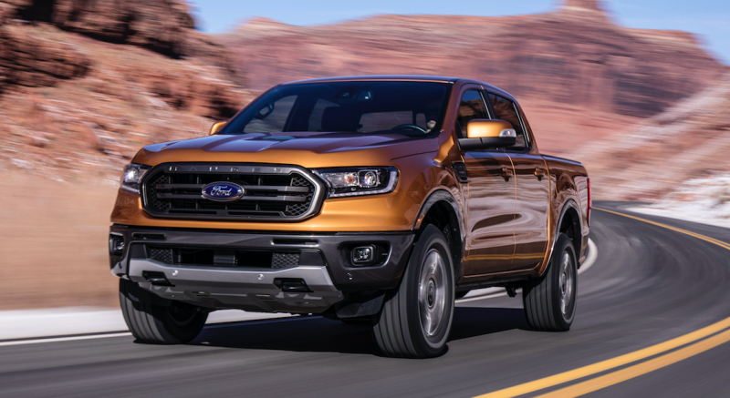 The Ford Ranger Is Finally Back Ford Ranger Price 2019 Ford