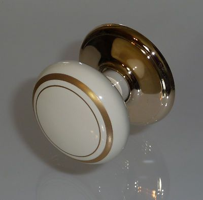 Gainsborough Antique Henley Porcelain Dummy Door Knob | eBay ...