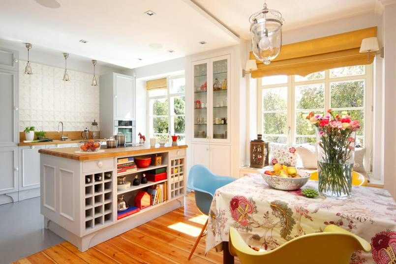 Kuchnia Z Wyspa Interior Design Interior Home Decor