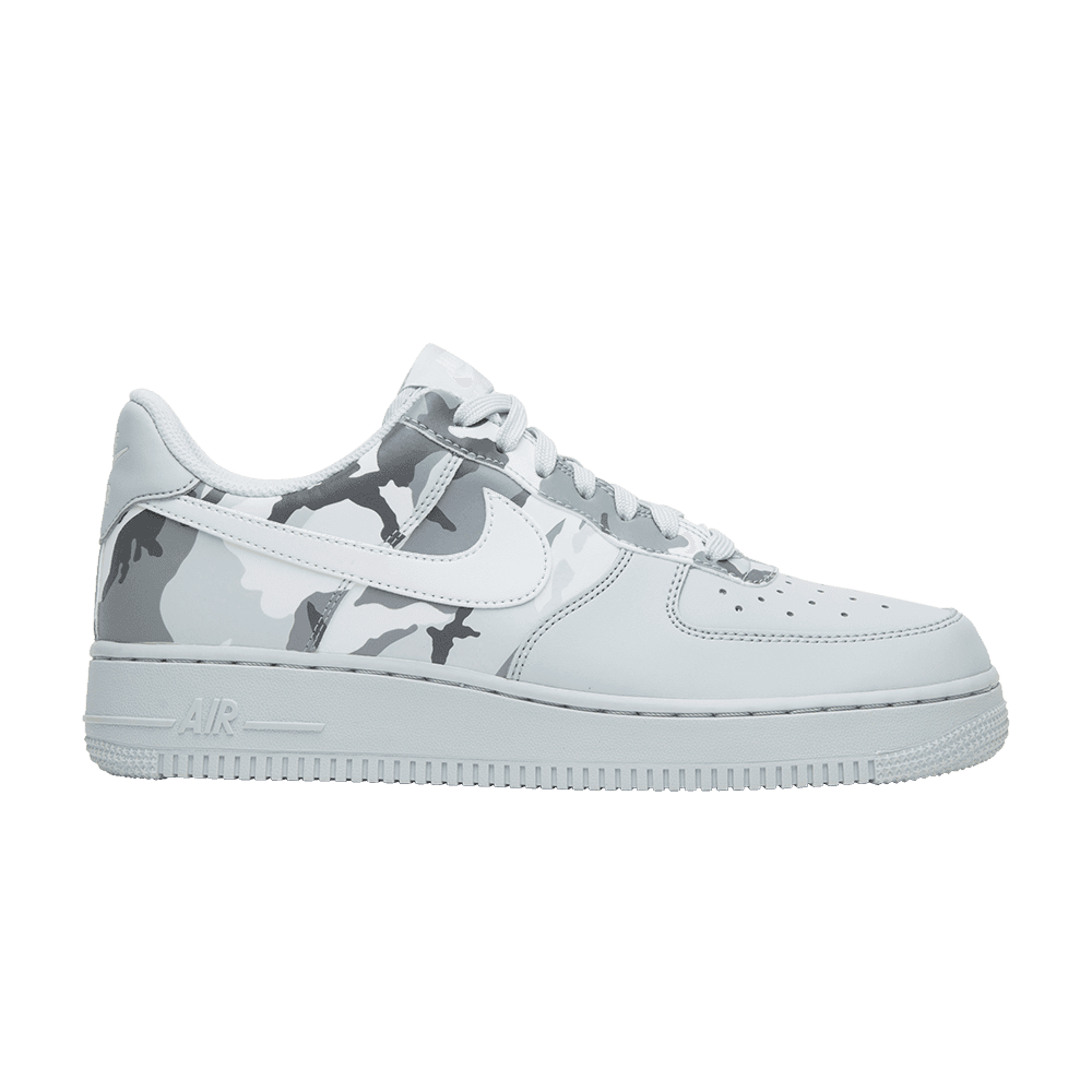 Air Force 1 'Grey Reflective Camo' Nike shoes air force