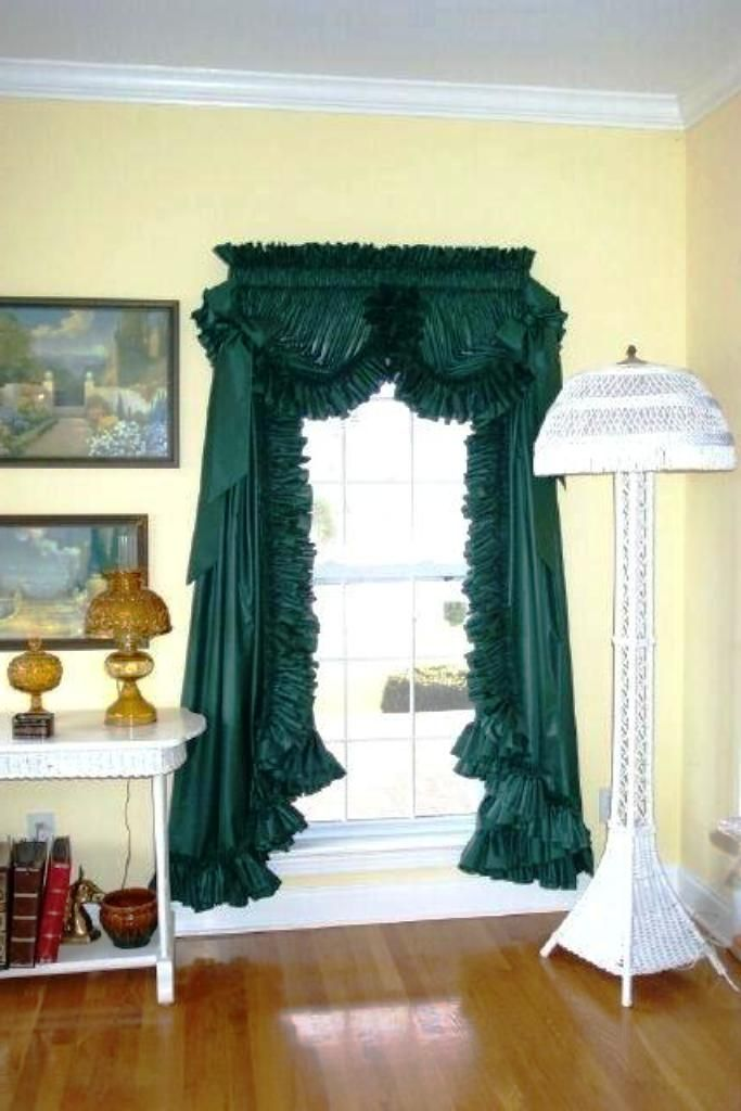 Priscilla Curtains Living Room