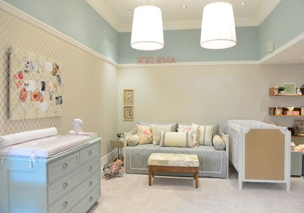 contemporary space with various prints fabrics