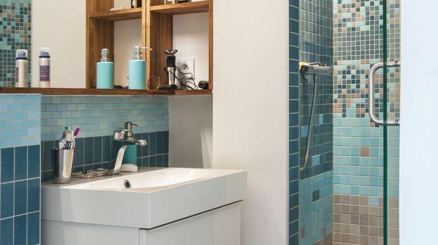 Aménagement petite salle de bain  plans gratuits, idées, meubles
