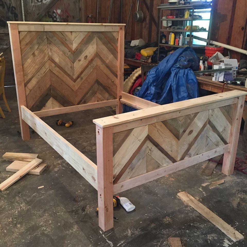 Pin Lis J Lt Kriete Woodworks Taulussa Custom Beds Pinterest # Ruffino Muebles & Deco San Telmo