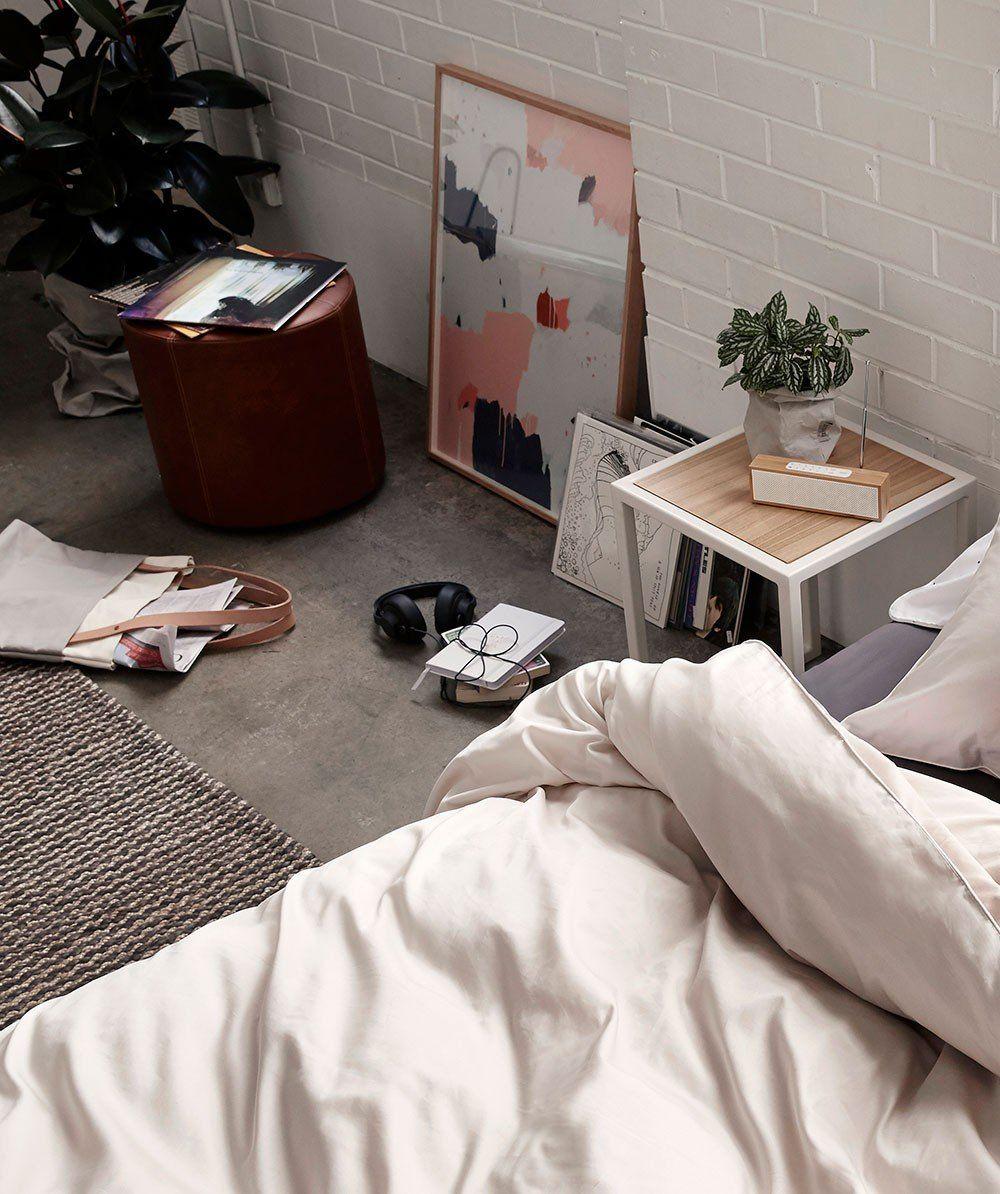 Rollo ottoman loft life bedroom inspo home decor bedrooms also     pinterest and rh