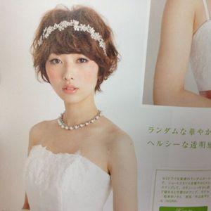 短髮新娘」おしゃれまとめの人気アイデア|Pinterest |宜倫 李