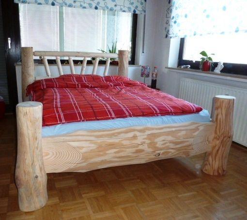 Blockhaus möbel,Seniorenbett,Blockhaus treppe von Schappis ...