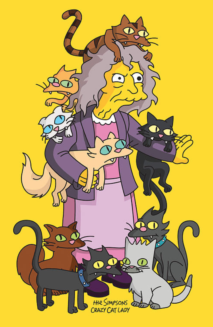 A character study of homer simpsons