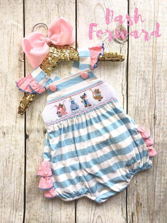 57ab86512 Cinderella Smock Bubble, 3 Blind Mice, Princess, Smock, Baby Girl ...