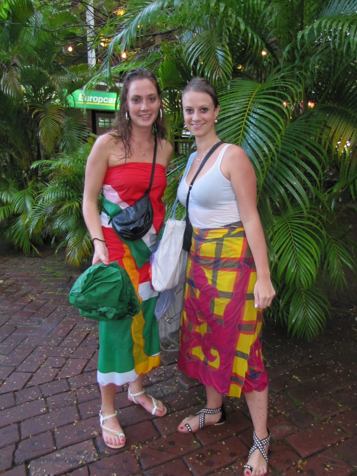suriname african clothing style pangi suriname african south