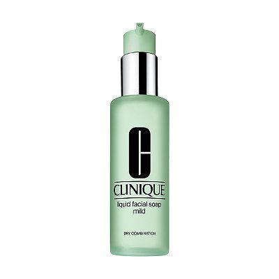 Clinique Liquid Facial Soap Mild Ulta Beauty Facial Soap Clinique Facial Soap Makeup Removing Cleanser
