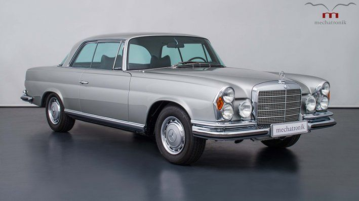 "1971 Mercedes-Benz, 280SE 3.5  This Mercedes-Benz W111 280 SE 3.5 Coupé has been restored according to original data card in more than 1,800 hours at Mechatronik Classic to the highest quality standards and undoubtedly defines the level at which a restoration will be measured.   Delivered in 1971 to the United States, this ""matching numbers"" vehicle fulfills highest demands and will deliver pure driving e ..  http://www.collectioncar.com/detailed.php?ad=61729&category_id=1"