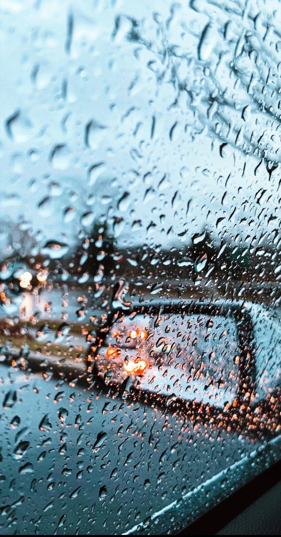 Rainyday Rain Raindrops Wallpaper With Images Rain