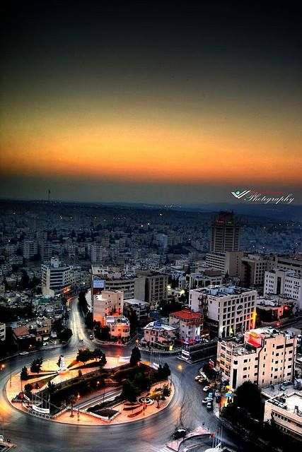 Amman Jordan. I WILL live here one day #ammanjordan