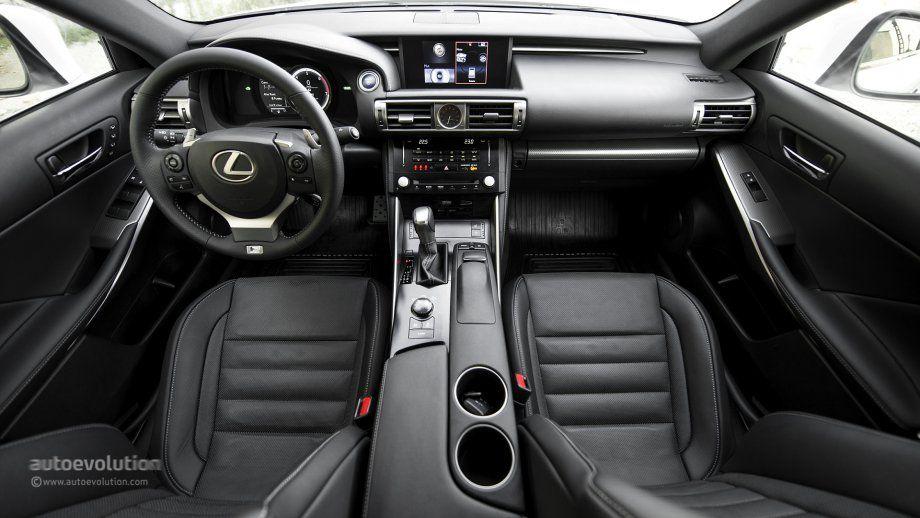 Lexus is 300 interior