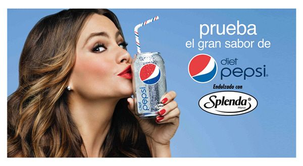 Sofia Vergara in cross-cultual marketing for Pepsi. Spanish ...