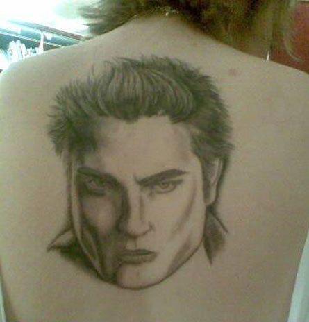 Robert Pattinson?