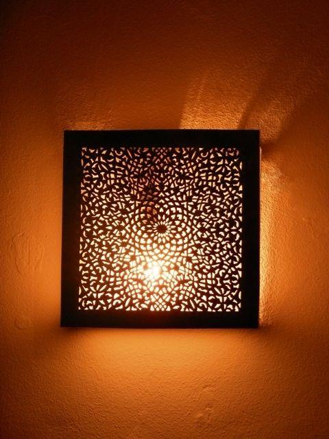 luminaire exterieur style marocain