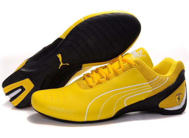 Puma Drift Cat iii Shoes Yellow/Black