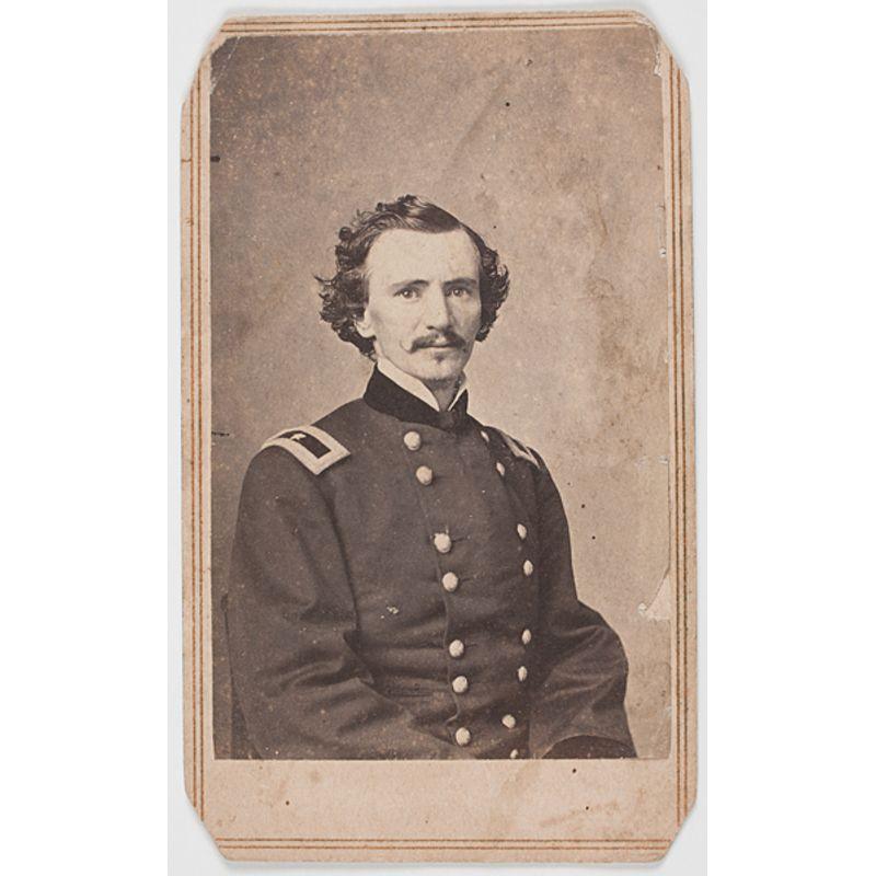 CDV of Gen. Joseph J. Bartlett CDV of Joseph J. Bartlett