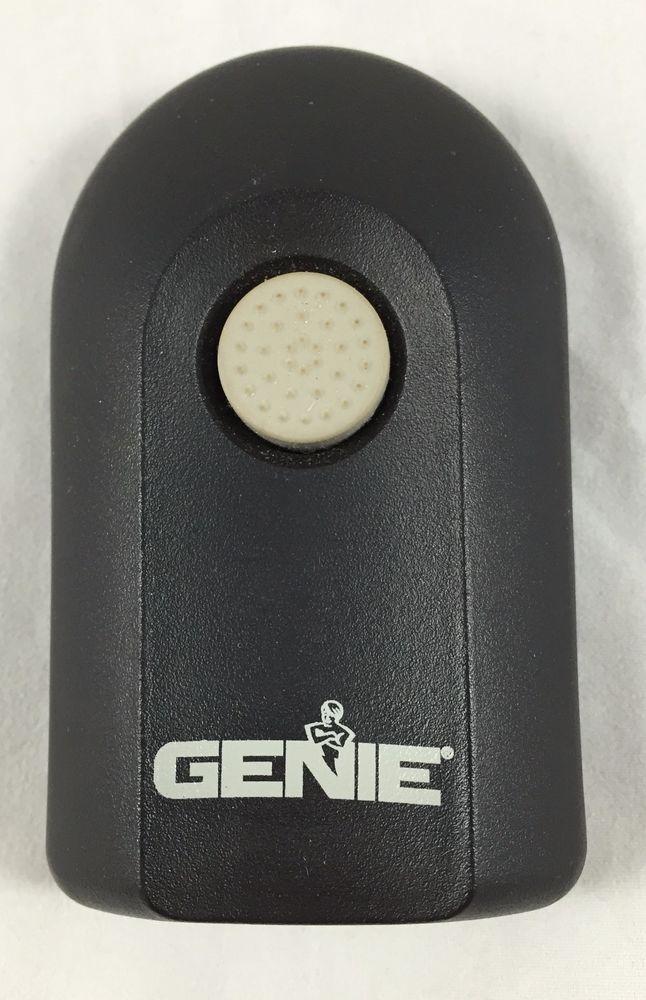 Genie Intellicode Model G2t 1 Garage Door Opener Remote No Clip Tested Genie Genie Garage Door Garage Door Opener Remote Garage Door Opener