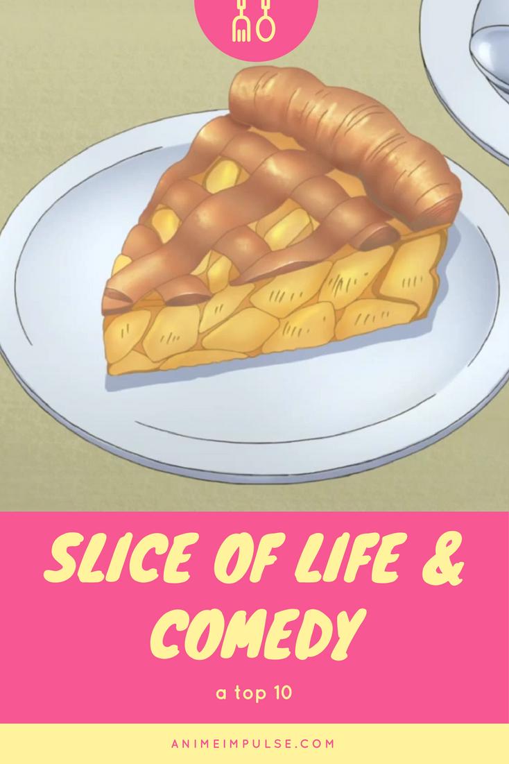 Top Top 10 Best Slice of Life Anime! Slice of life anime