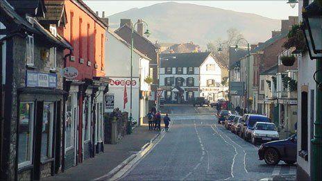 Ruthin, Denbighshire, Wales | Ruthin, Denbighshire