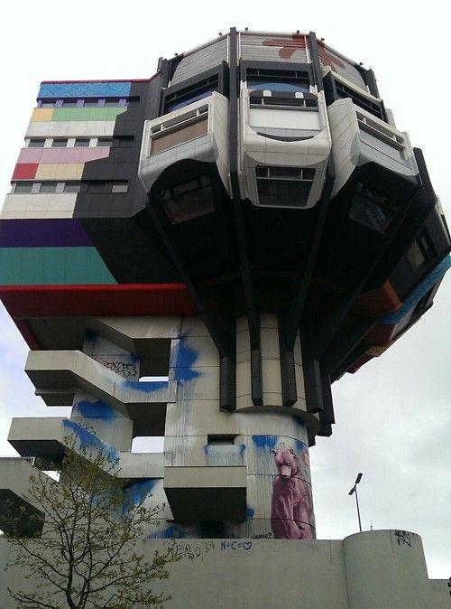 Berlin Unusual Buildings Brutalist Architecture Brutalist Interior