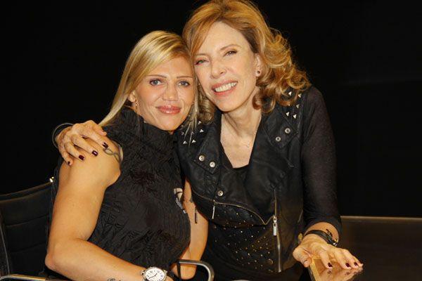 Duda Yankovich em entrevista no programa De Frente com Gabi, com Marília Gabriela.