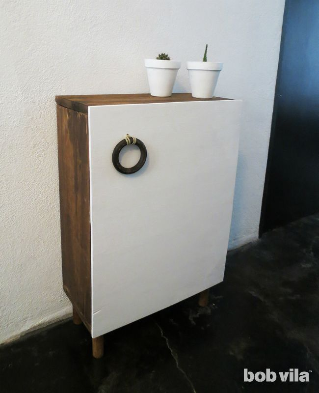 Diy Lite An Easy Hiding Spot For Bathroom Cleaning Supplies Diy