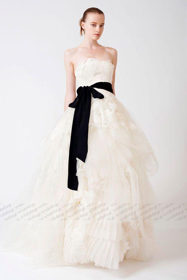 Aライン ウェディングドレス ビスチェ フロア サテン ネッティング シャンパン 0211511305