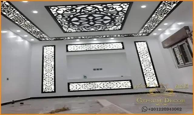 اسقف جبس بورد Plaster Ceiling Modern Decor Interior Design