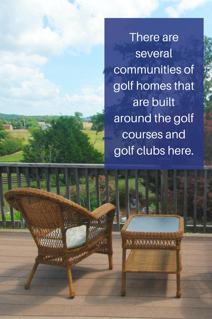 Charlottesvillegolfcoursehomes Pamdent Charlottesville Va Outdoor Sofa Golf Courses Virginia September