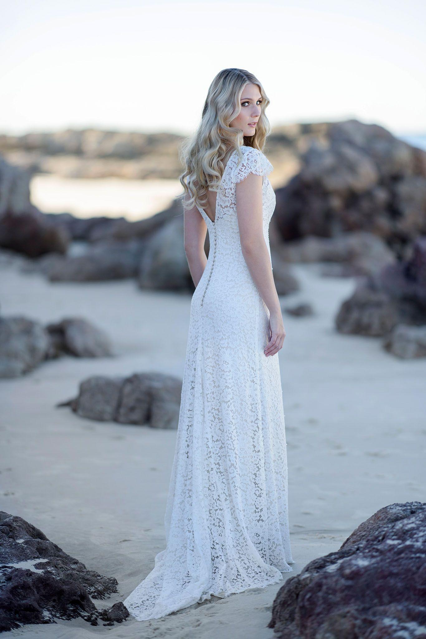 Fleur wedding dress  Introducing our stunning uFleuru Bertossi Brides wedding gown
