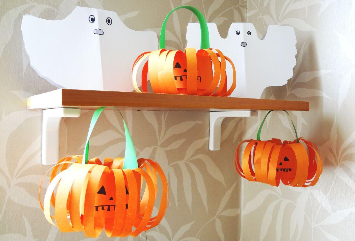 Easy Halloween decoration