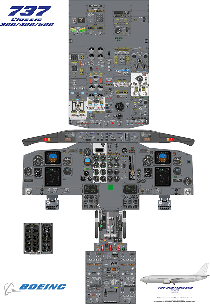 this is a cockpit diagram of the classic model of the iconic boeing rh pinterest com Cockpit Boeing 737 Drawing Cockpit Boeing 737 Drawing