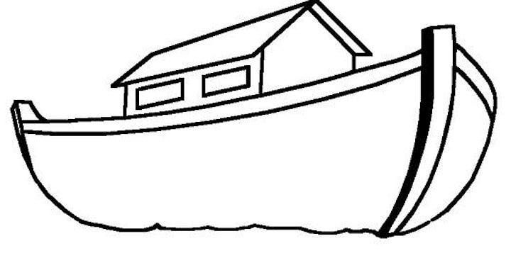 simple noah's ark coloring pages without animals - google search ... - Noahs Ark Coloring Pages Print
