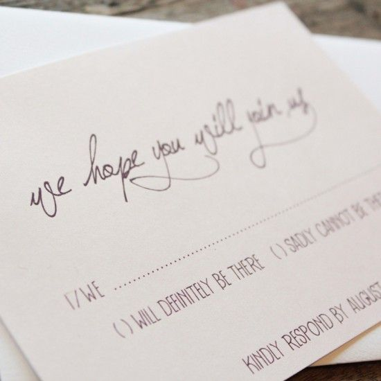 Earthy Wood and Floral Wedding Invitation from Akimbo Invitation