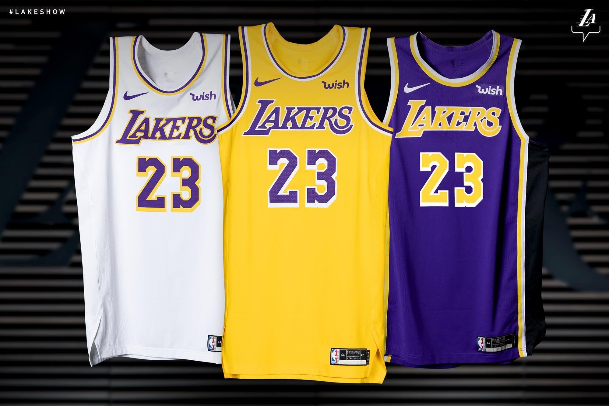Pin By Todd Ross On S P O R T S A T H L E T I C S Nike Jersey La Lakers Jersey Basketball Jersey