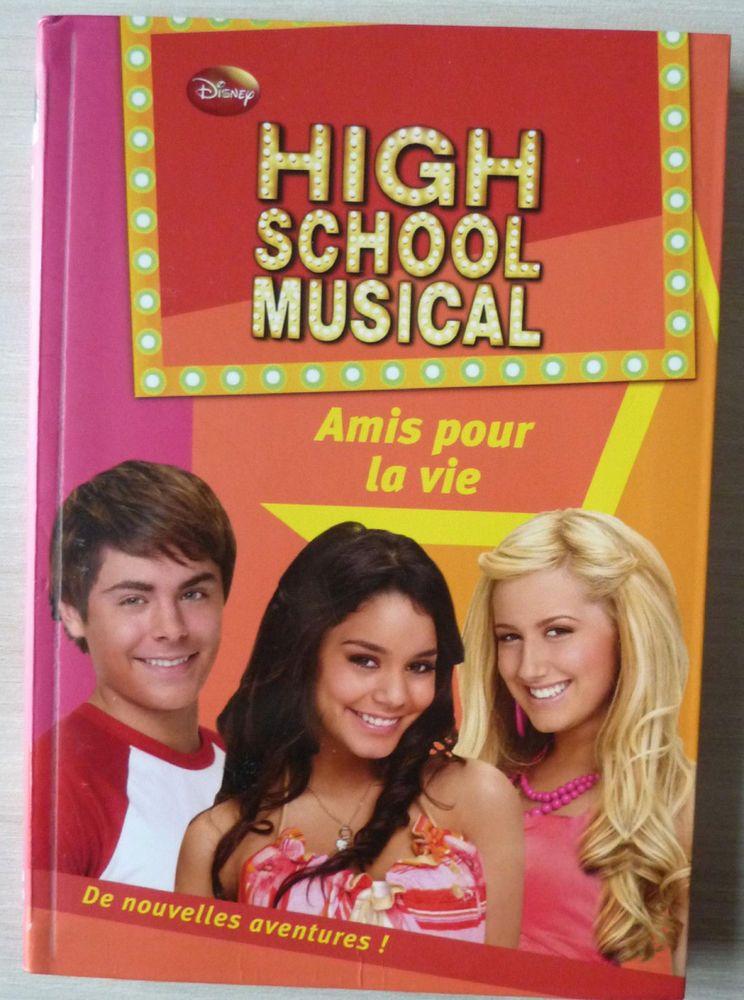 Details Sur Livre High School Musical Amis Pour La Vie