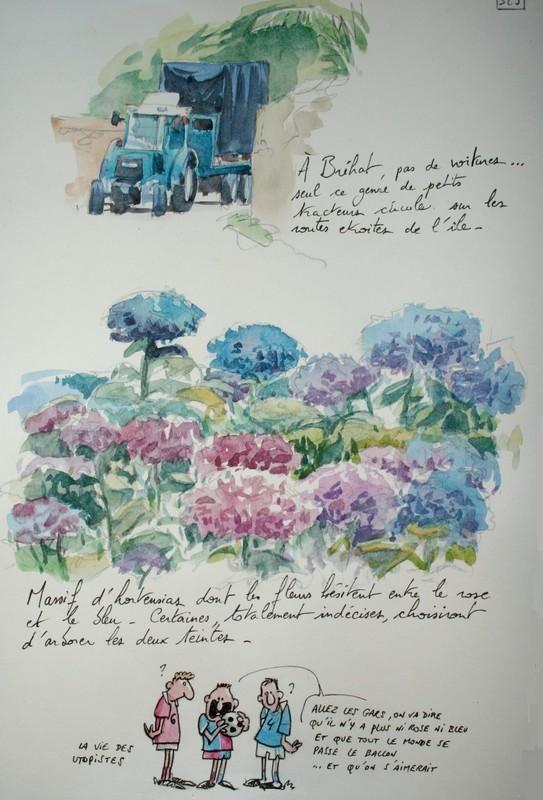 Le Blog De Yal Idees Sketchbook Carnets De Croquis Voyage Aquarelle