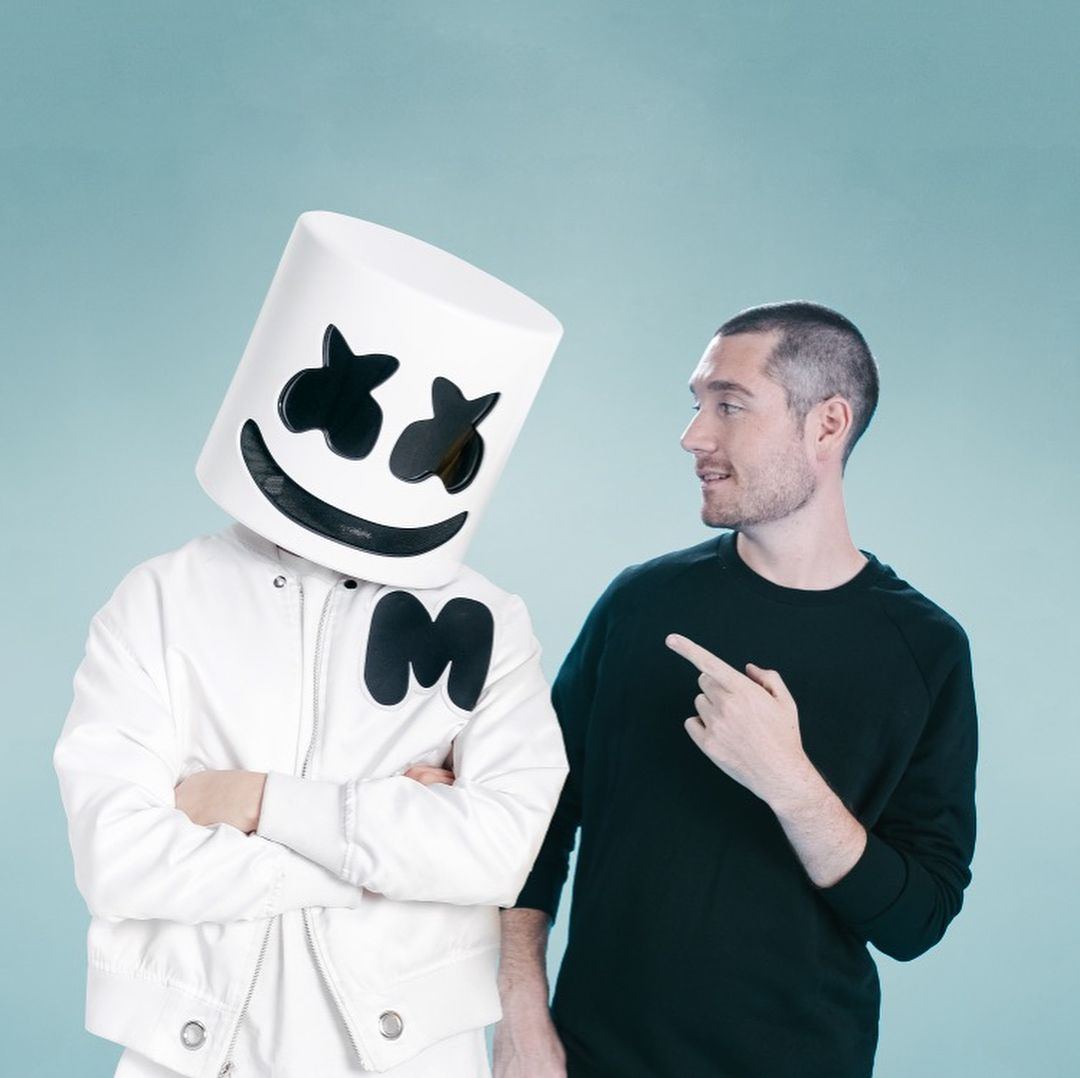 """Got a new song out with @marshmellomusic called """"Happier"""