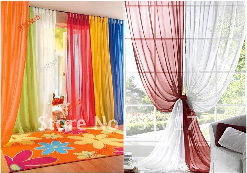 Find More Curtains Information About 2012 Europe Gauze Curtain,16 Kind Of  Color To Choose,curtains For Living Room,window String Curtain, Free  Shipping,High ...